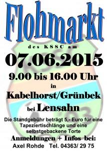 Microsoft Word - Plakat Flohmarkt 2015 Vorlage für Klein farbe.