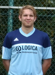 Torschützenkönig 2014-15 Helge Florian Gädt