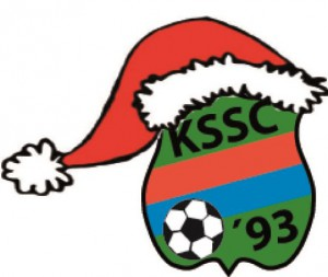 KSSC Wappen mit Weihnachtsmütze klein