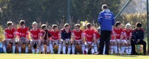 C-Jugend JSG OH-KSSC 2015 Der Trainer und sein Team