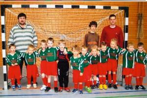 G-Jugend 2008_Sven